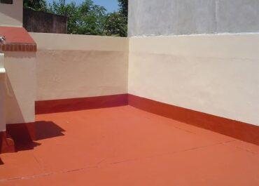 Cuando el techo o la terraza dicen, basta